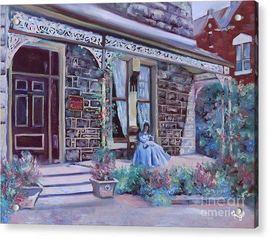 Blythewood Grange Ballarat Acrylic Print