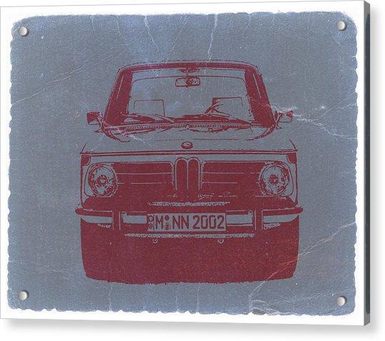 Bmw 2002 Acrylic Print