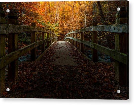 Bridge To Enlightenment Acrylic Print