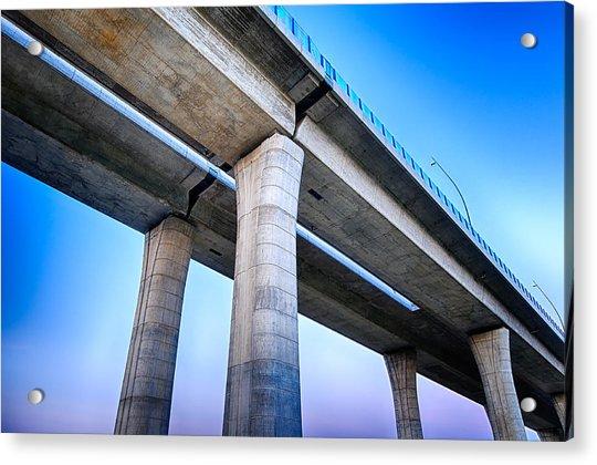 Bridge To The Heaven Acrylic Print