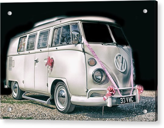 Campervan Acrylic Print