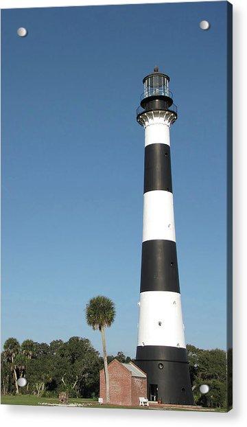 Cape Canaveral Lighthouse  Acrylic Print