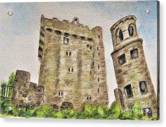 Castle Blarney Acrylic Print