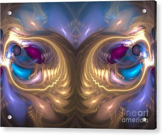 Catharsis - Abstract Art Acrylic Print