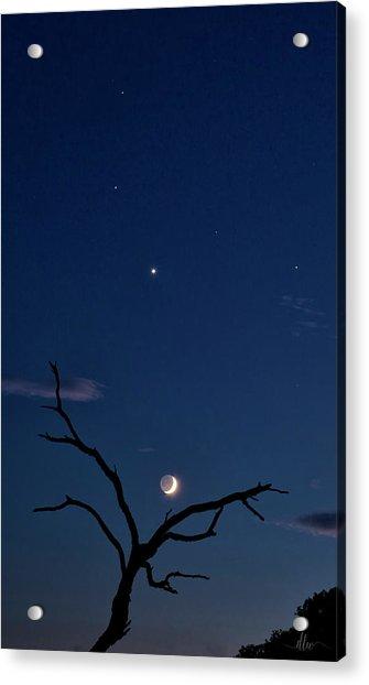 Celestial Alignment Acrylic Print
