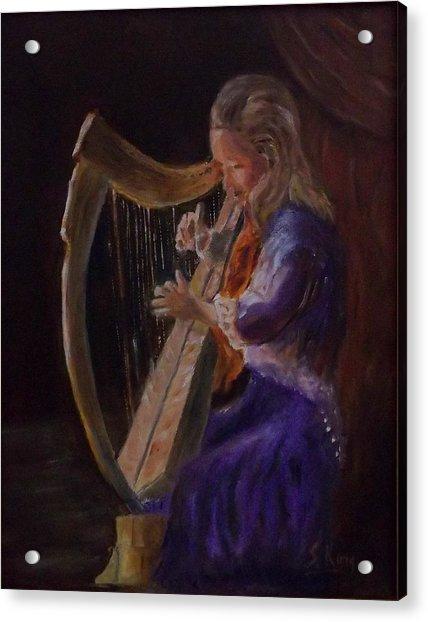 Celtic Acrylic Print