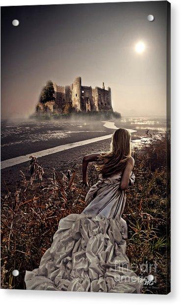 Chasing The Dreams Acrylic Print