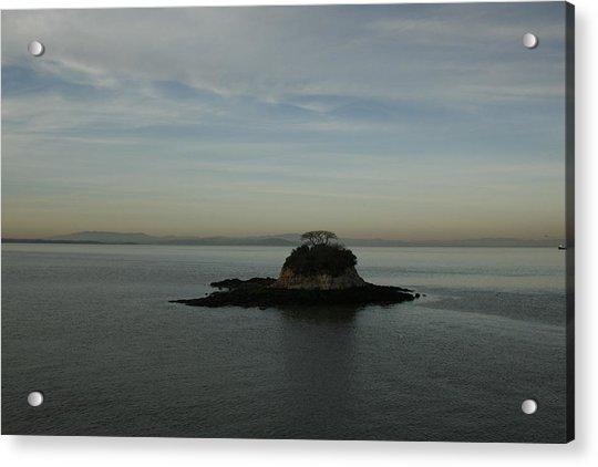 China Camp Island Acrylic Print