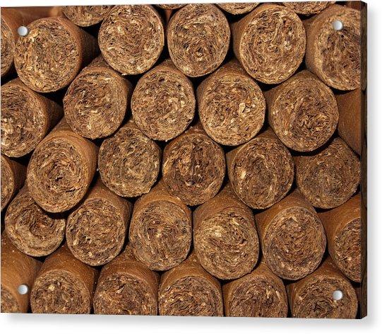 Cigars 262 Acrylic Print