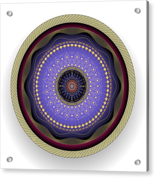 Circularity No 1567 Acrylic Print