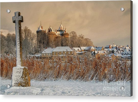 Combourg Castle 2 Acrylic Print