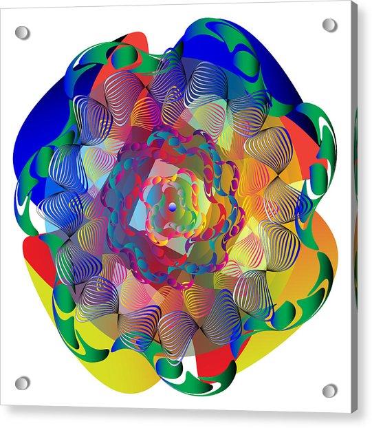 Complexical No 1705 Acrylic Print