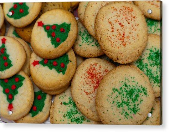 Cookies 103 Acrylic Print