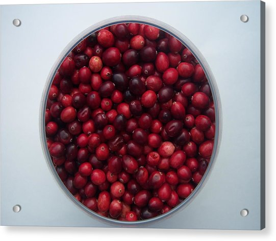 Cranberries Any One Acrylic Print