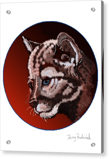 Cub Acrylic Print