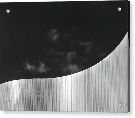 Curve Two Acrylic Print