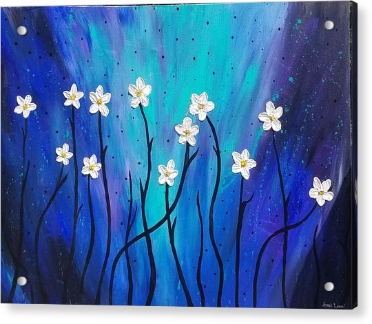 Dark Willow  Acrylic Print