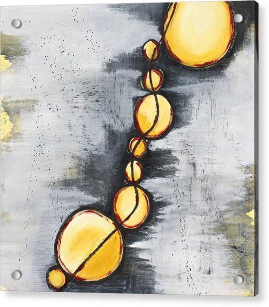 Darkness Failing Acrylic Print