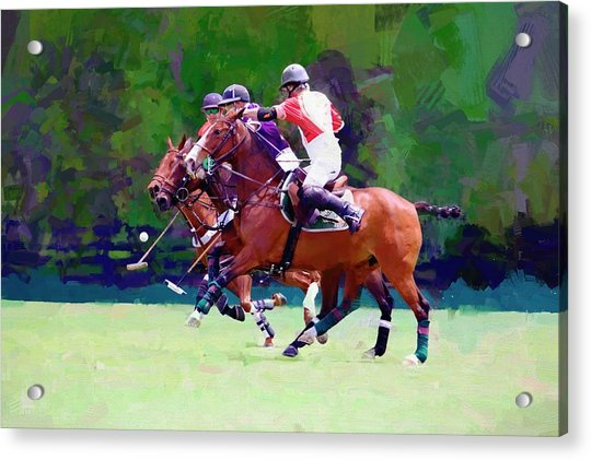 Acrylic Print featuring the photograph Defend by Alice Gipson