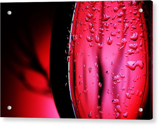 Delicious Red Acrylic Print