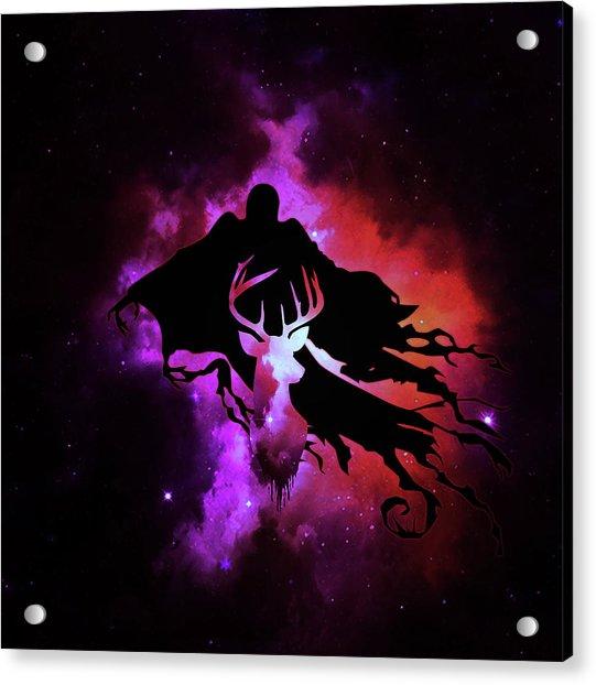 Dementor Acrylic Print