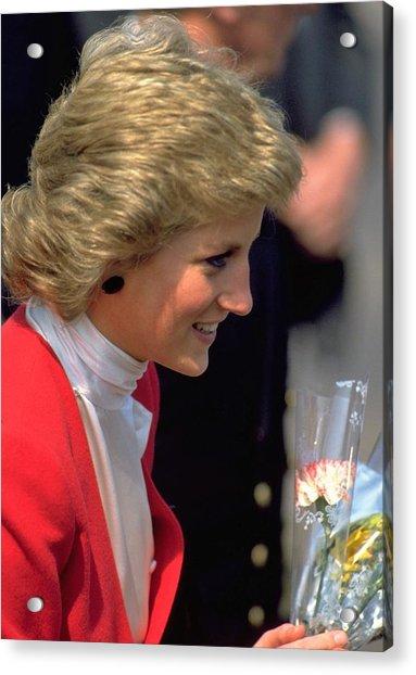 Photograph - Diana Princess Of Wales by Travel Pics