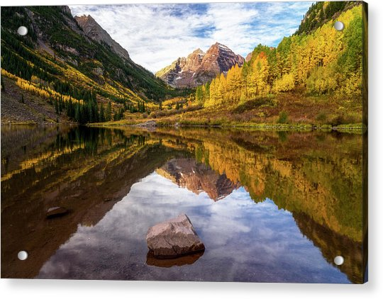 Dreaming Colorado Acrylic Print