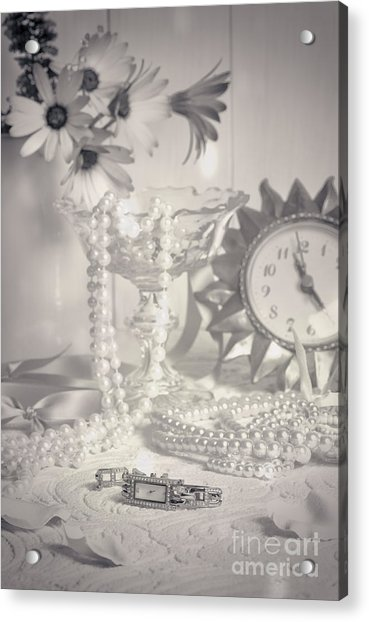 Dressing Table Acrylic Print