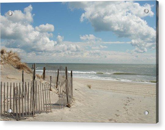 Dunes 4 Acrylic Print by Joyce StJames