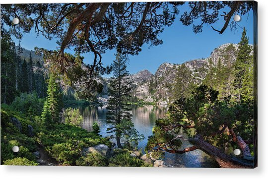 Eagle Lake - 2 Acrylic Print