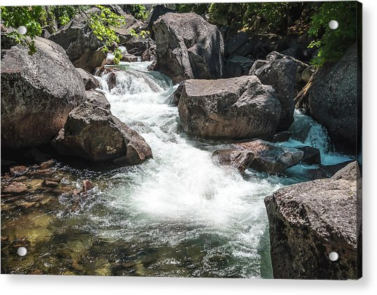Easy Waters- Acrylic Print