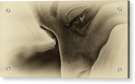 Emily Acrylic Print
