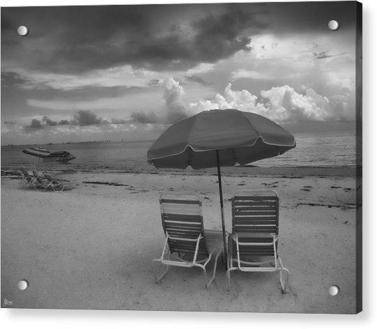 Emptiness Acrylic Print