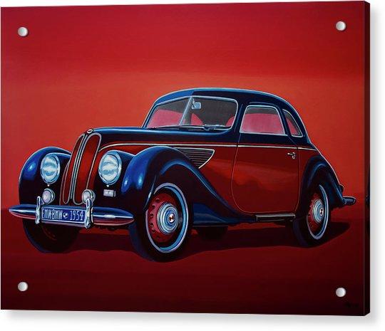 Emw Bmw 1951 Painting Acrylic Print