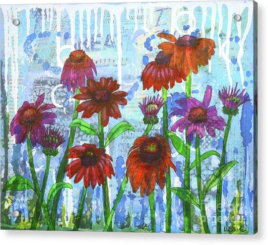 Enchanting Echinacea Acrylic Print