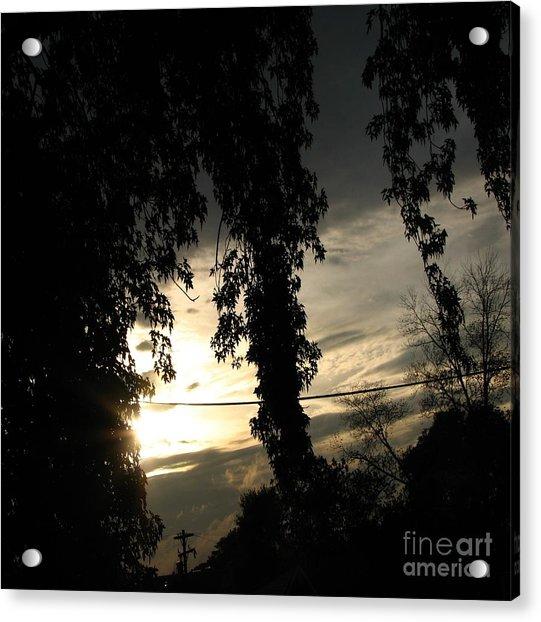 Ending Light Acrylic Print