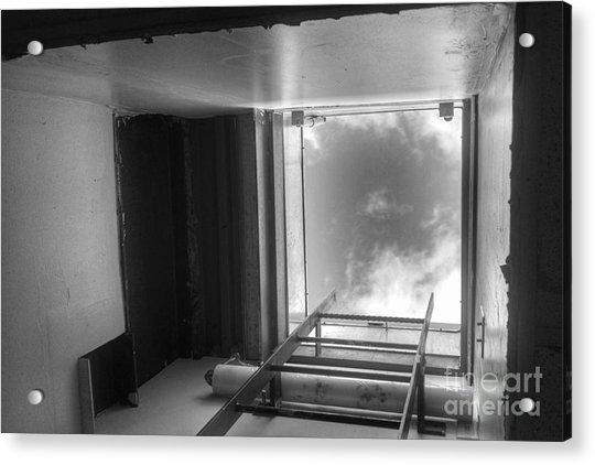 Escape Hatch Acrylic Print