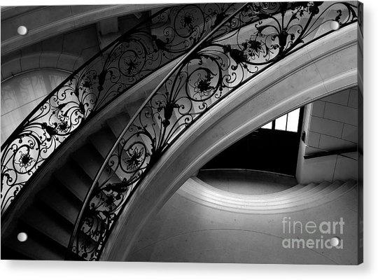 Eternal Staircase Acrylic Print