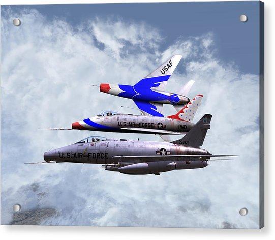 F100 0-41787 Njang 001 Acrylic Print