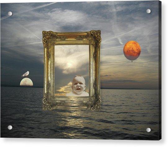 Fantasia Acrylic Print