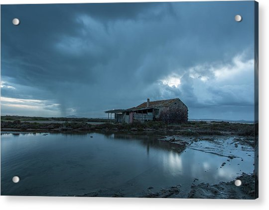 Fisherman's House Acrylic Print