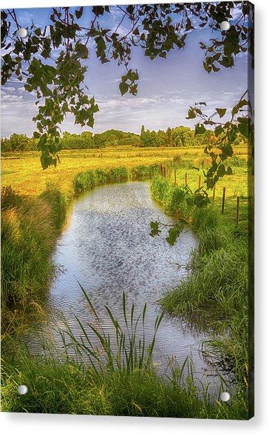 Flemish Creek Acrylic Print