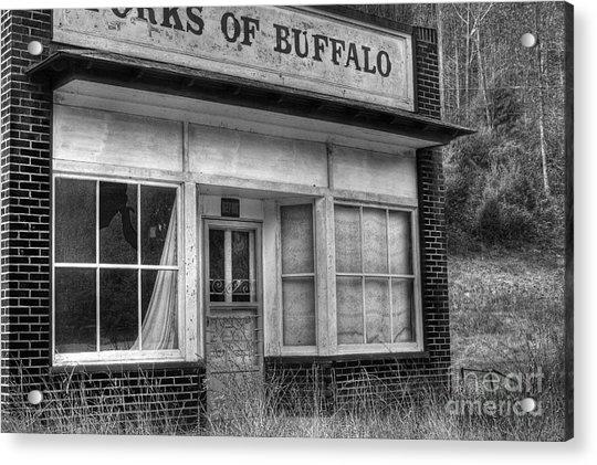 Forks Of Buffalo Acrylic Print
