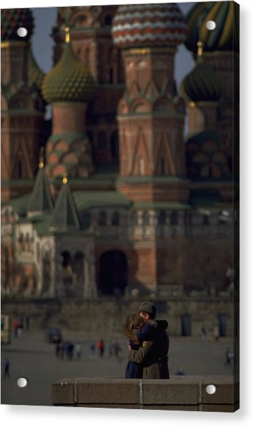 Photograph - From Russia With Love by Travel Pics