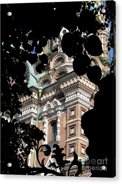 From The Park Acrylic Print