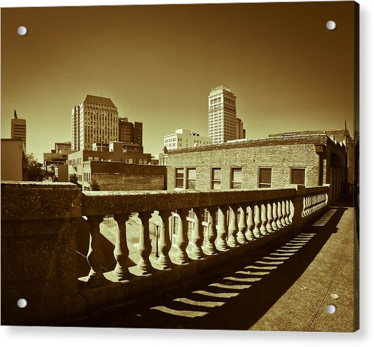 From The Viaduct Acrylic Print