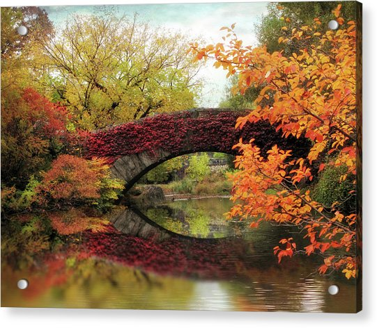 Gapstow Glory Acrylic Print