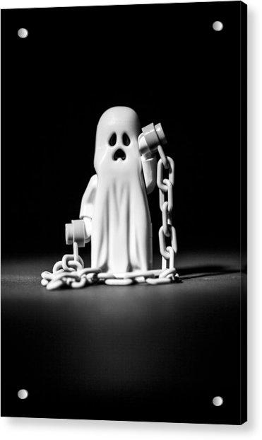Ghostly Acrylic Print