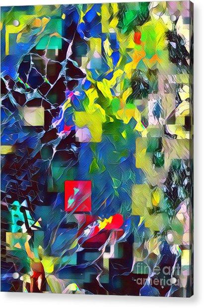 Graceful II Acrylic Print