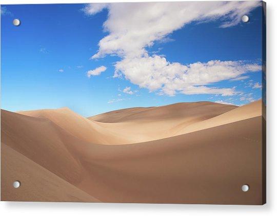 Great Sand Dunes National Park Acrylic Print